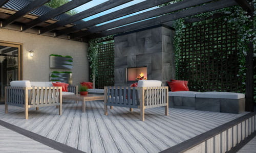 Voyage Sierra And Tundra Decking