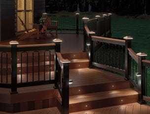 How To Install And Maintain A Solar Post Cap Decking Railing Tips Blog Deckorators