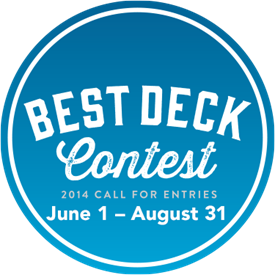Deckorators 2014 Best Deck Contest