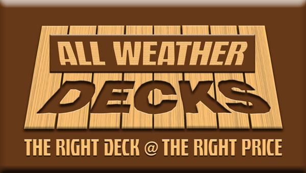 All Weather Decks logo