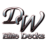 DW Elite Decks Logo