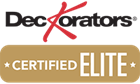Deckorators Certified Elite Logo