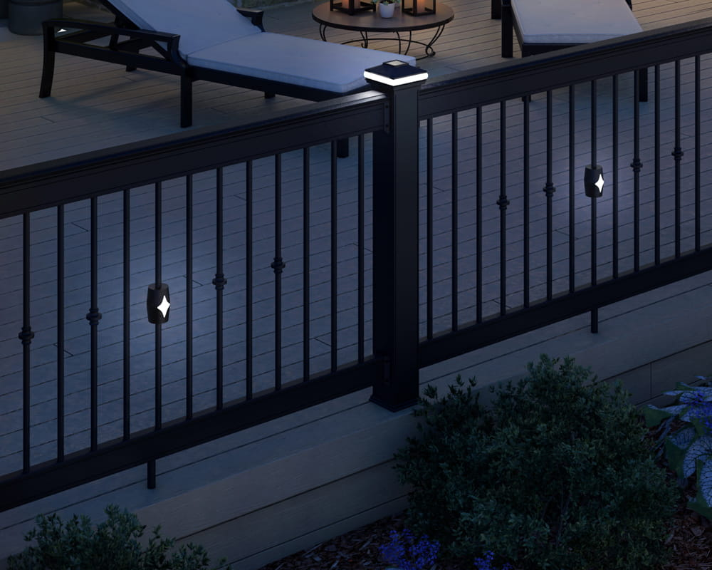 Classic Solar Lights Deckorators