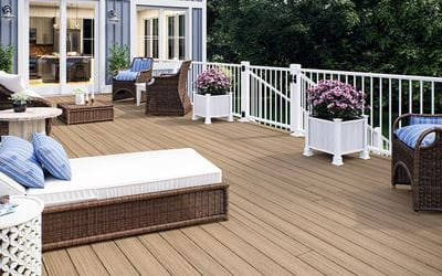 Composite Deck Boards - Deckorators