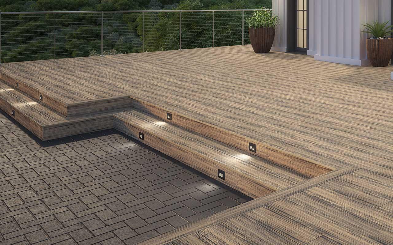 Composite Decking, Deck Railing, Deck Ideas, Decking and