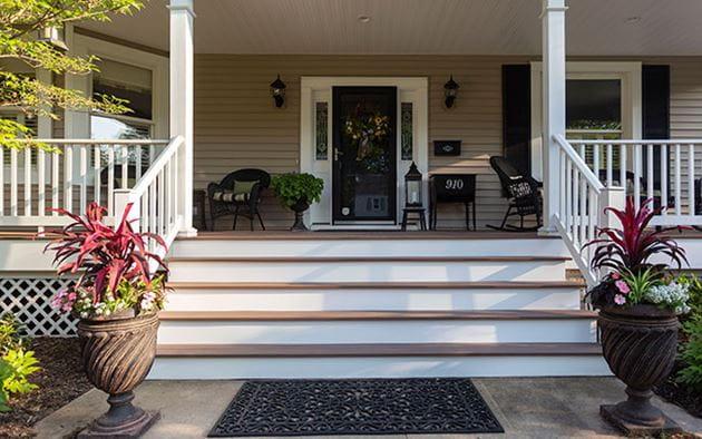 Porch Flooring, Outside Porch Flooring