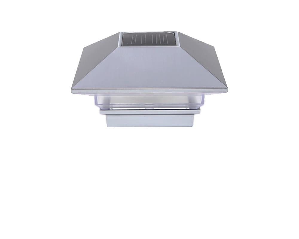 Alx Contemporary Solar Post Cap Deckorators