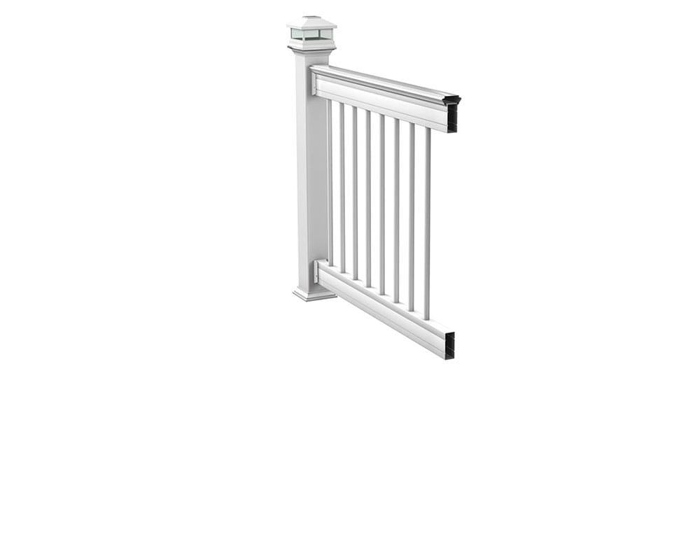 railings aluminium distinction installation manual