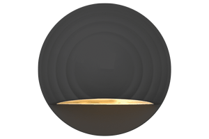 Round Post Sconce