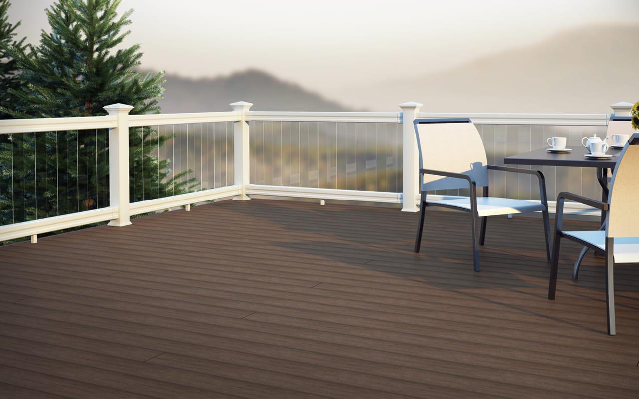 Cxt architectural railing deckorators for Architectural railings