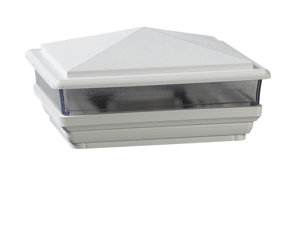 Deck Accent Deck Balusters Post Caps Low Voltage Deck Lighting Rachael Edwards